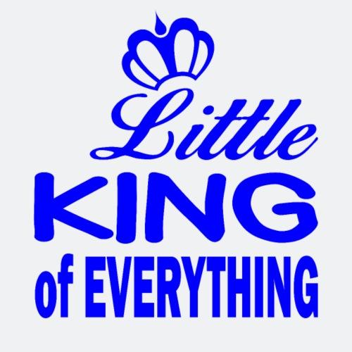 Little KING of EVERYTHING für echte Männer - Männer Premium T-Shirt