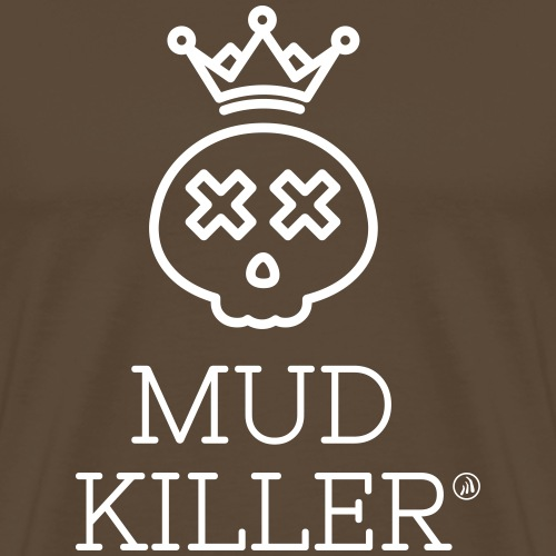 Mud Skull 1 - T-shirt Premium Homme