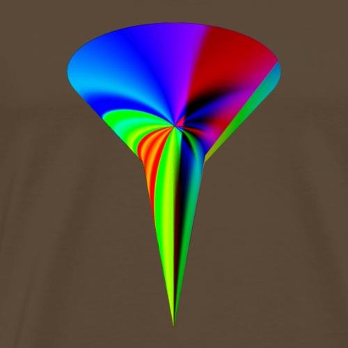Gedankentrichter - Männer Premium T-Shirt
