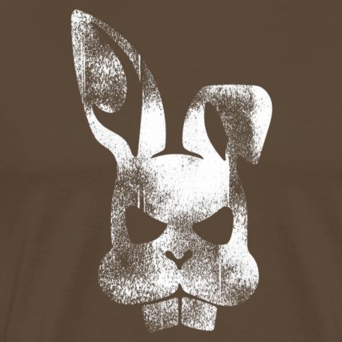 Bad rabbit - Premium-T-shirt herr