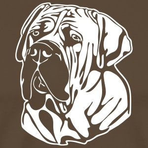 BOERBOEL PORTRAIT - Men's Premium T-Shirt