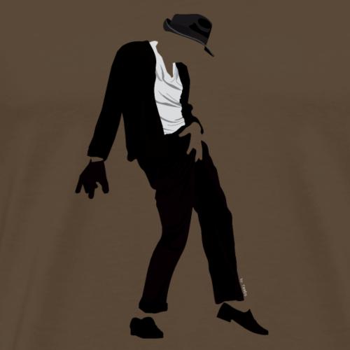 Roi de la pop - Tribute - T-shirt Premium Homme