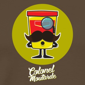 Colonel Moutarde - T-shirt Premium Homme