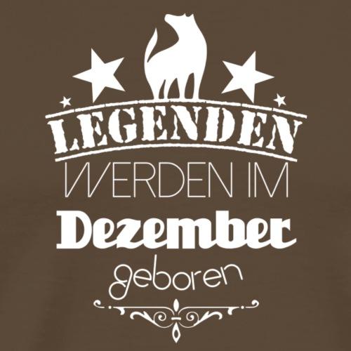 Dezember - Männer Premium T-Shirt