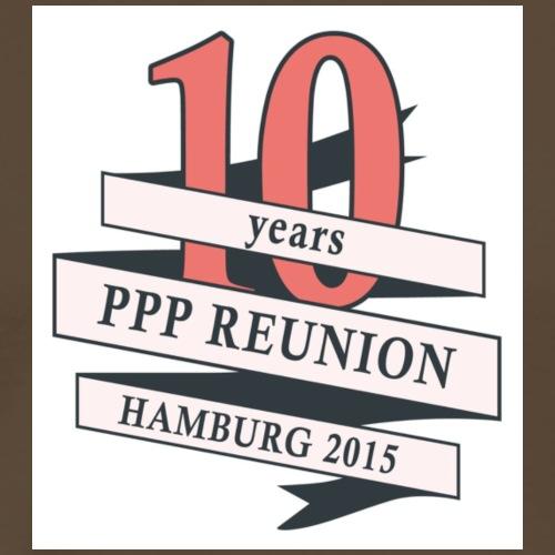 reuion2015 10years - Männer Premium T-Shirt