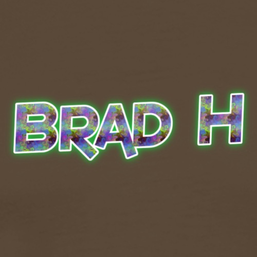 Official Brad H Logo - Men's Premium T-Shirt