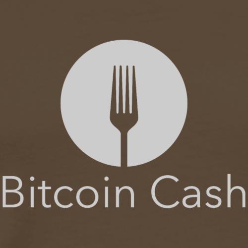 Bitcoin Cash - Männer Premium T-Shirt