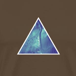 Passing Fish - Men's Premium T-Shirt