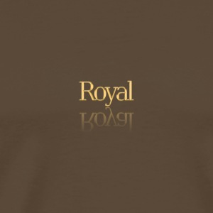 Royal - Herre premium T-shirt