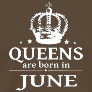 June Queen - Men's Premium T-Shirt