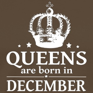 December Queen - Men's Premium T-Shirt