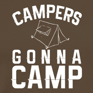 CAMP - Men's Premium T-Shirt