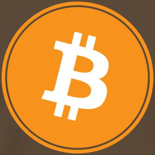 Bitcoin the original - Men's Premium T-Shirt