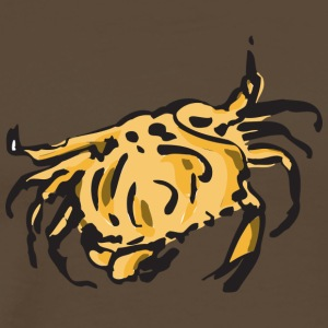 Yellow crab - Men's Premium T-Shirt