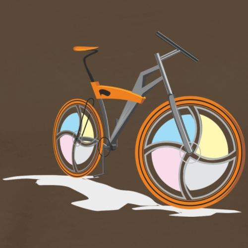bicycle 40275 960 720 - Männer Premium T-Shirt