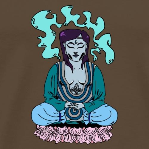 Meditation - Men's Premium T-Shirt