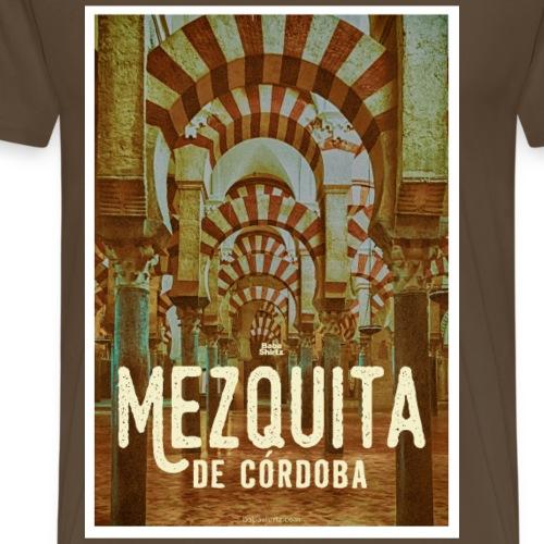 Mezquita de Cordoba - Männer Premium T-Shirt