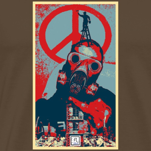 Fuck War! - Männer Premium T-Shirt