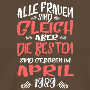 April 1989 - Männer Premium T-Shirt