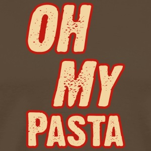Oh my pasta - Men's Premium T-Shirt