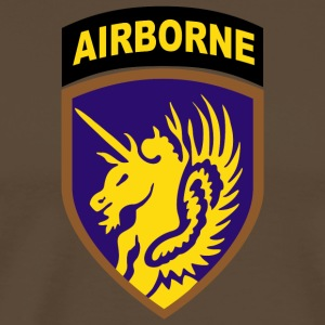 USA 13th AIRBORNE DIVISION - Men's Premium T-Shirt