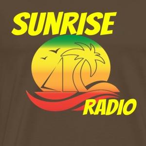 Sunrise Radio - Men's Premium T-Shirt