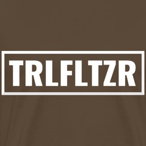 trlfltzr_white - Männer Premium T-Shirt