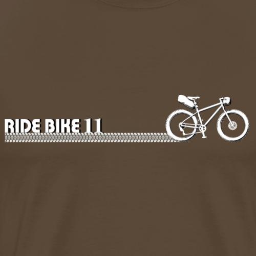 Logo RB11 Gravel - T-shirt Premium Homme