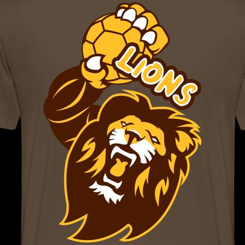 Lions Handball - T-shirt Premium Homme