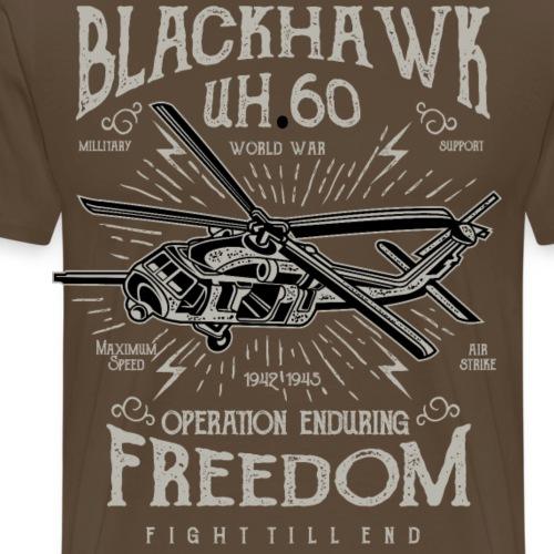 Blackhawk II - Männer Premium T-Shirt