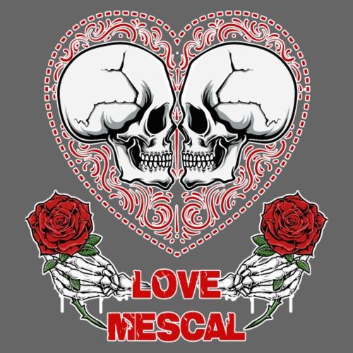 Love by Mescal - n. 1 - Maglietta Premium da uomo