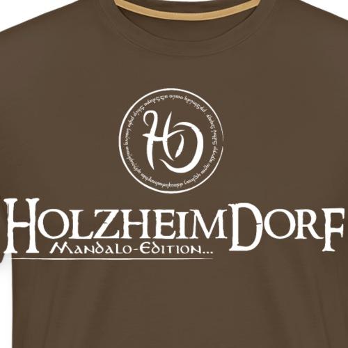 HolzheimDorf - Mandalo-Editio - Männer Premium T-Shirt