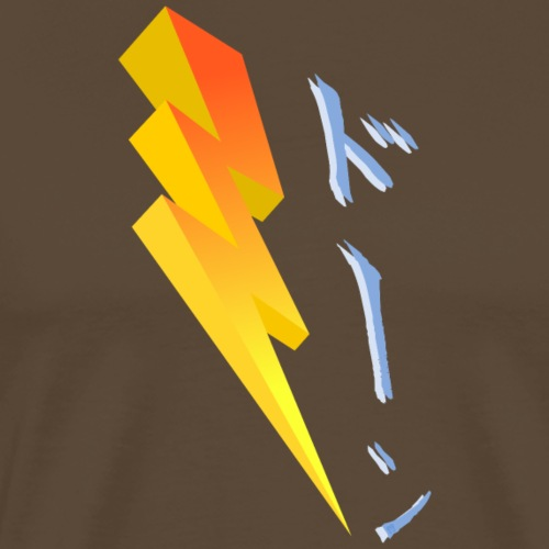 SBDesigns - Thunder / Thunder - Men's Premium T-Shirt