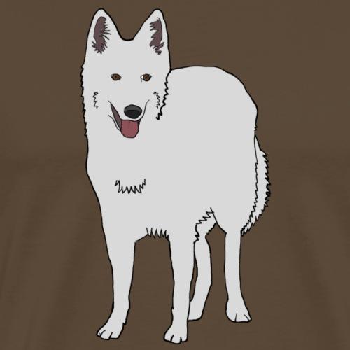 Derek - T-shirt Premium Homme