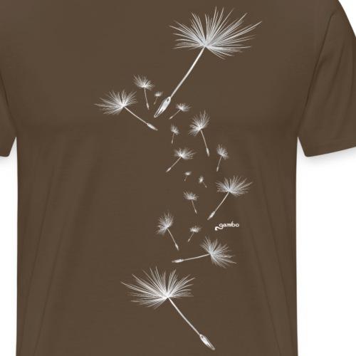 Pusteblume Design 3 - Männer Premium T-Shirt