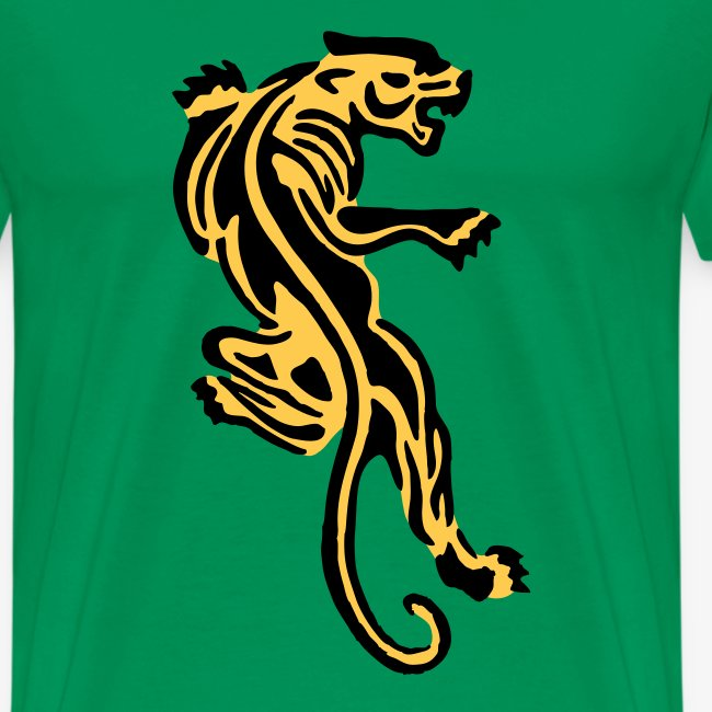 Tiger great cat design by patjila