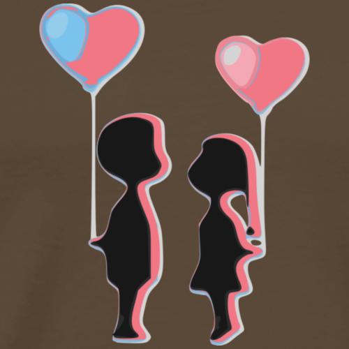 niño - Camiseta premium hombre