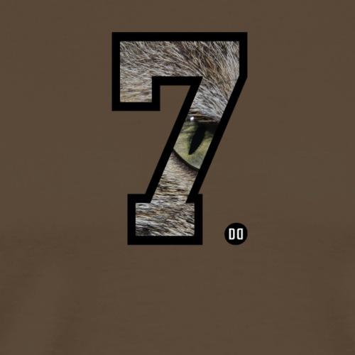 Cat Eye 7 - Men's Premium T-Shirt