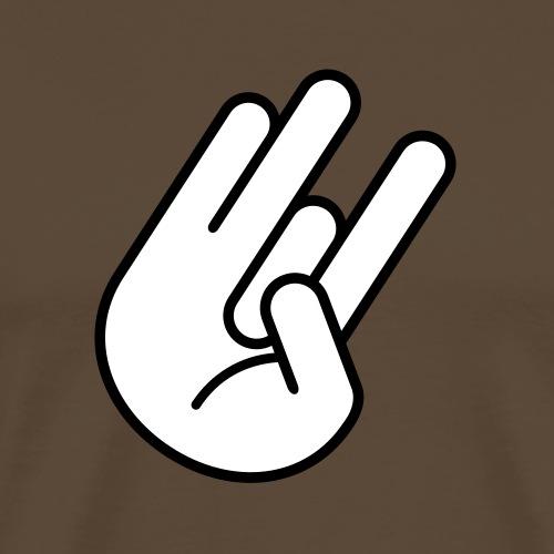 JDM Hand 2_2c - Men's Premium T-Shirt