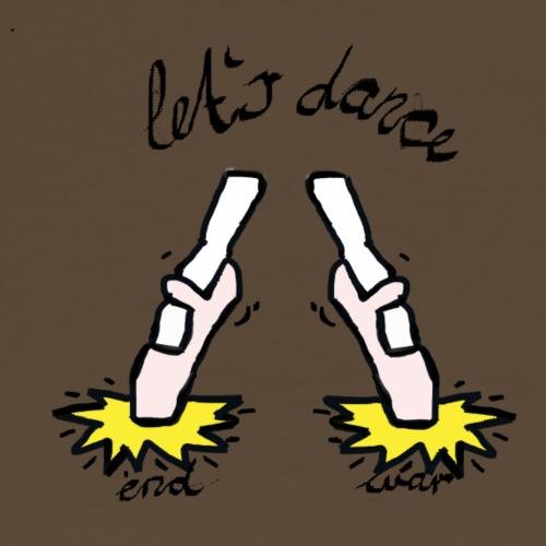 dance - end war - Männer Premium T-Shirt