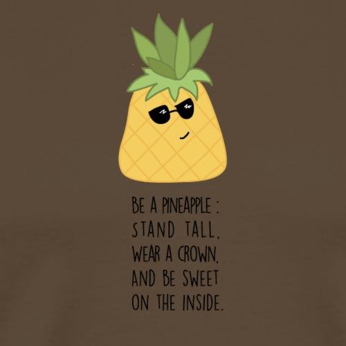 L'ananas fière - T-shirt Premium Homme