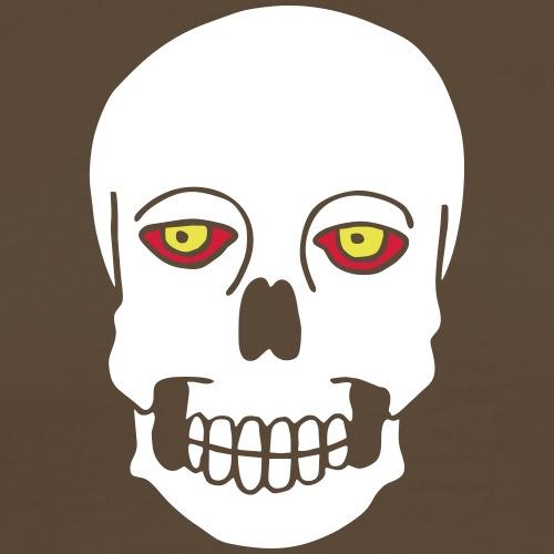Schädel Skulls Augen Eyes Death Tod Horror Tattoo - Männer Premium T-Shirt