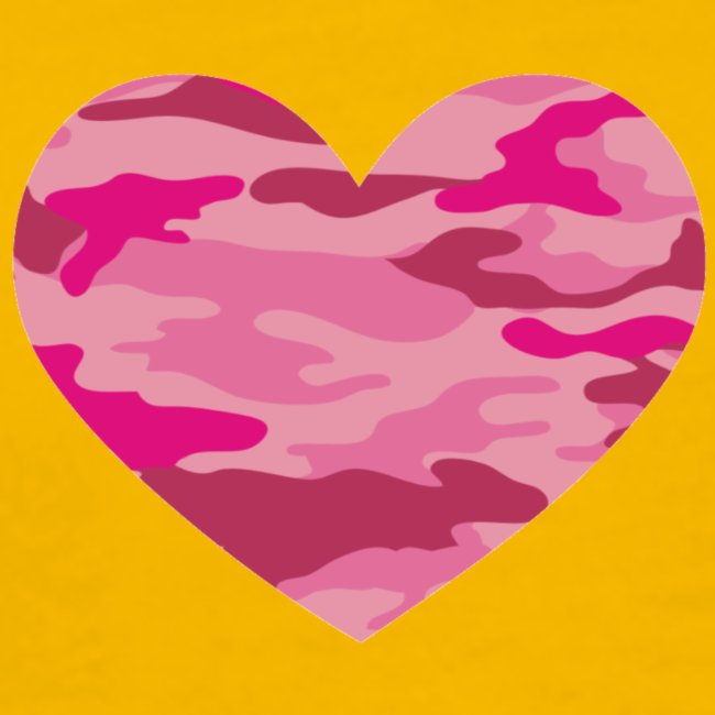 Camouflage My Heart