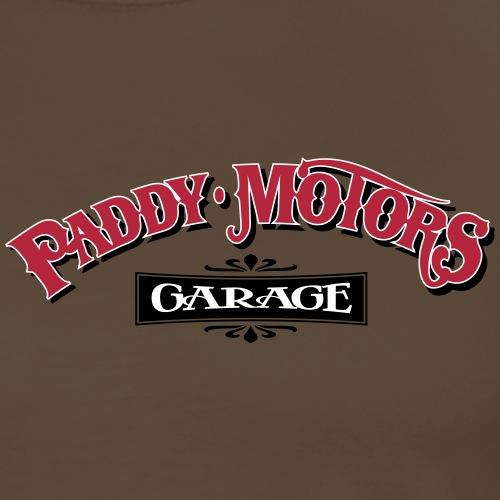 paddymotors_garage - Men's Premium T-Shirt