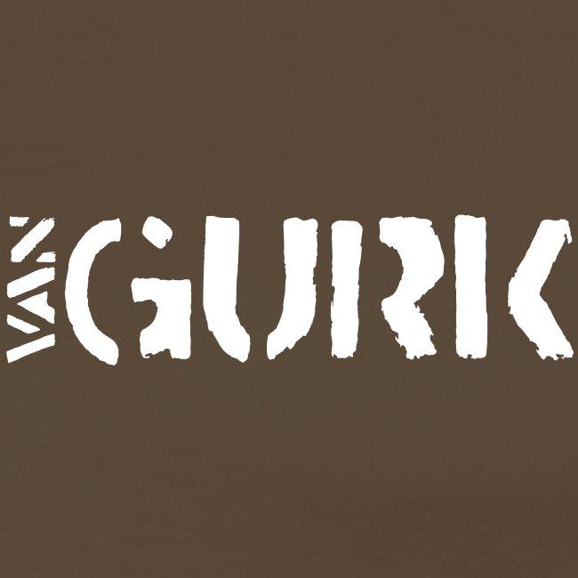 VAN GURK Logo WEISS
