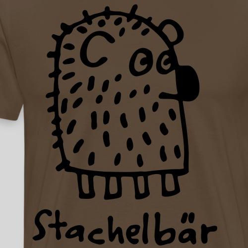 stachelbaer - Männer Premium T-Shirt