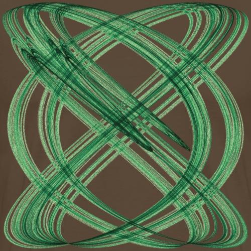 Aquarell Kunstgrafik Gemälde Bild Chaos 13852alg