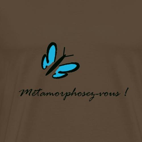 Métamorphose du papillon