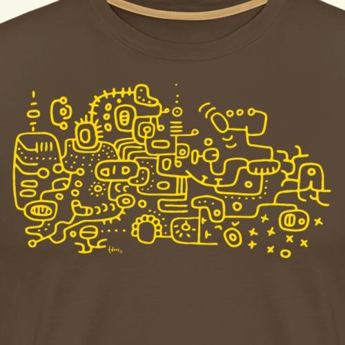 ciudaduno2013s - Men's Premium T-Shirt