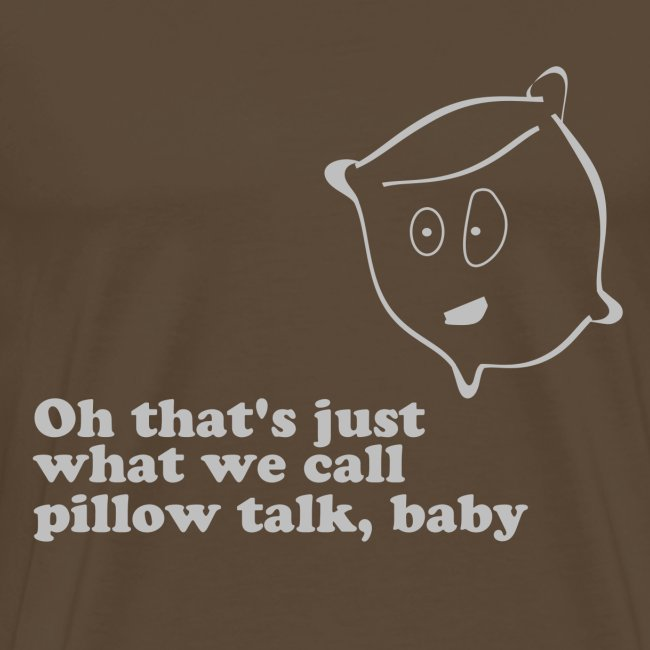 Pillow Talk Grey